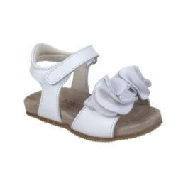 Sandalo bambina softy white