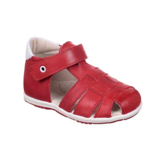 Sandalo ragnetto rosso