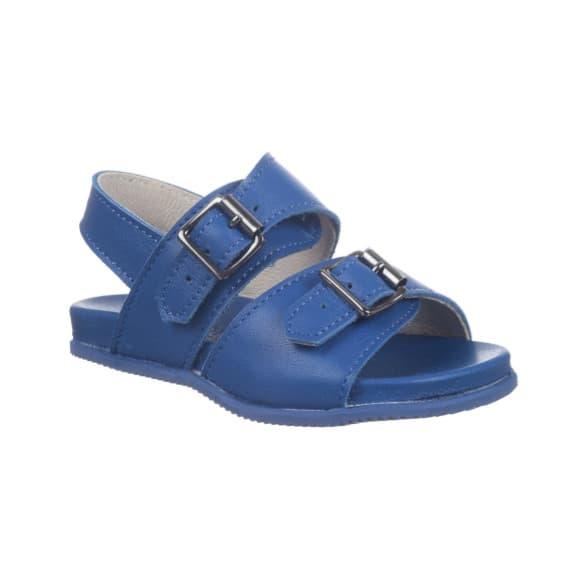 Sandalo da bambino blu elettrico
