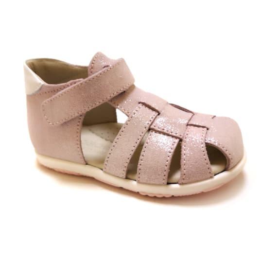 Sandalo stars rosa da bambina
